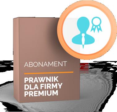 Prawnik dla Firmy PREMIUM